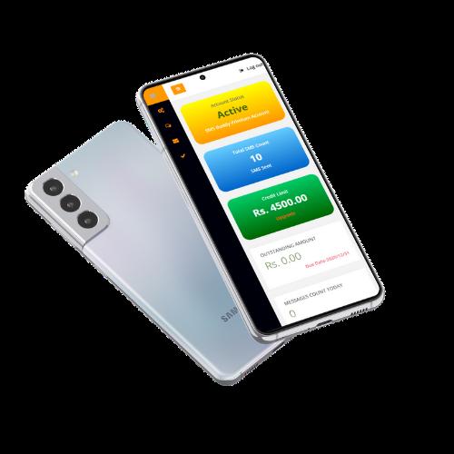 SMS Buddy App